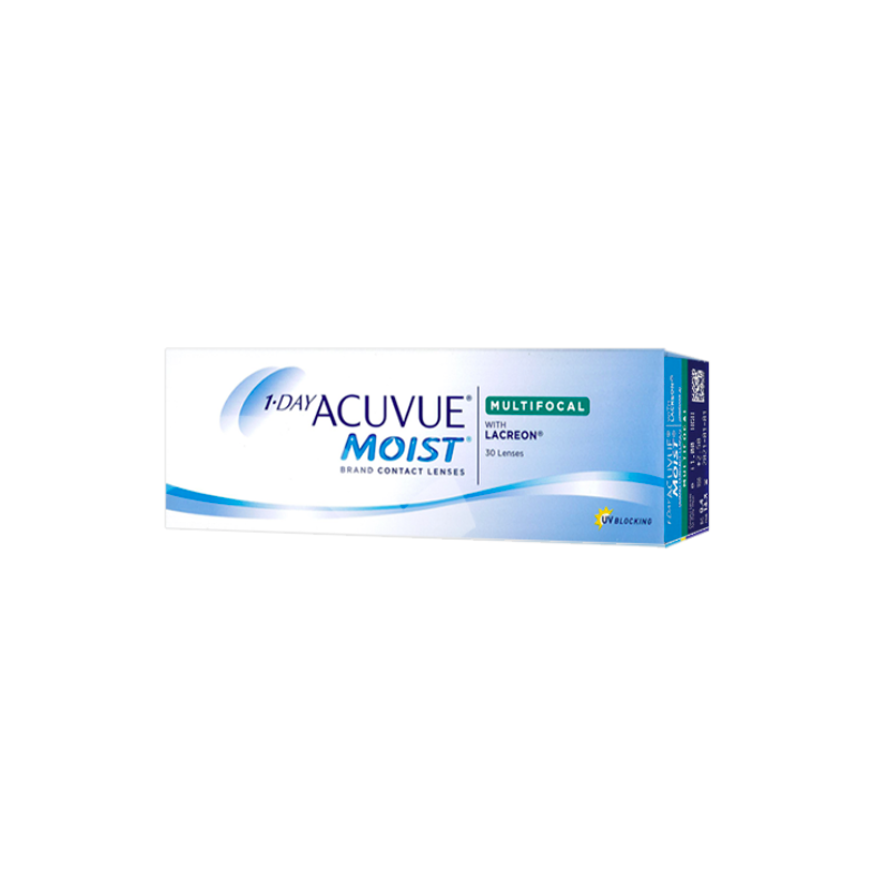 1 DAY ACUVUE MOIST 30 MULTIFOCAL