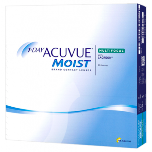 1 DAY ACUVUE MOIST 90 MULTIFOCAL