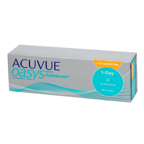 ACUVUE OASYS 1 DAY FOR ASTIGMATISM 30