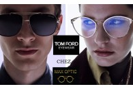 La nouvelle collection Tom Ford EYEWEAR est chez Max Optic !